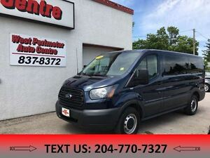 2016 Ford Transit w/Sliding Pass-Side Cargo-Door