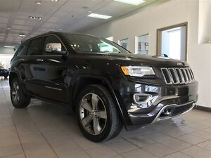 2016 Jeep Grand Cherokee Overland NAVIGATION