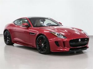 2017 Jaguar F-Type Coupe S AWD CERTIFIED 6years/160000km@2.9% IN