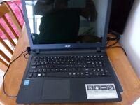 Acer Laptop Aspire ESI-533-C1D8 **Spares or repairs**