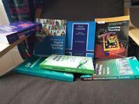TESOL teaching methodology books