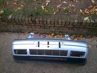 volkswagon golf mk4 gt front bumper silver