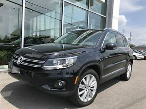 2016 Volkswagen Tiguan Highline GPS CUIR TOIT PANORAMIQUE