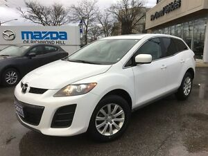 2011 Mazda CX-7 LUXURY/LEATHER/HEATED SEATS/BLUETOOTH/ALLOY