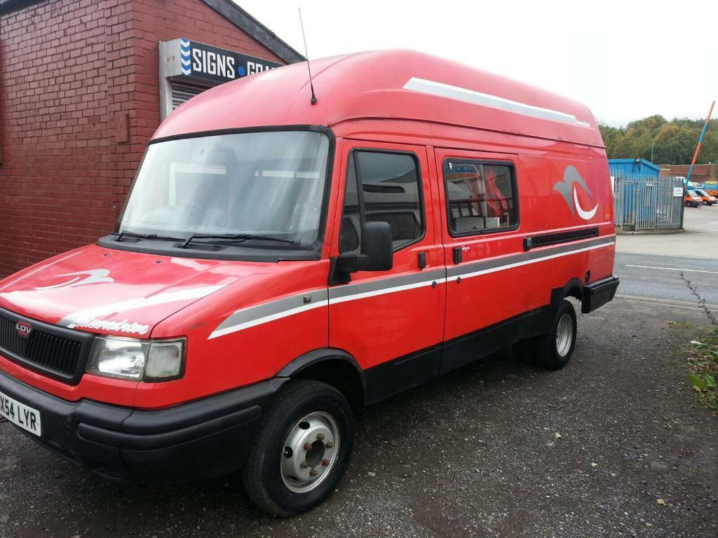 LDV CONVOY 2.4 TD 2 BERTH CAMPER | in Brighouse, West Yorkshire ...