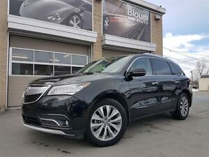 2014 Acura MDX Technology Package, 60 831 km, Moteur 3.5L, AWD