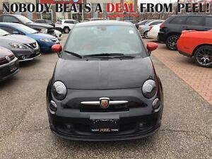 2016 Fiat 500 Abarth **LOW KLMS**