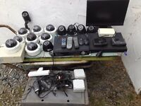 ***COMPLETE CAMERA SECURITY SYSTEM FOR SALE***