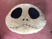 Pumpkin Jack collectors cushion