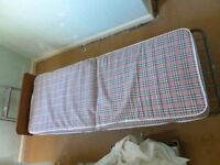 Fold-up put-me-up Bed in very good condition