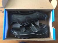 Shimano SPD cycling shoes (EU 42)
