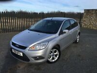 2011 11 FORD FOCUS 1.6 TDCI SPORT *DIESEL* 5 DOOR HATCHBACK - ONLY 1 OWNER FROM NEW - SUPERB EXMAPLE