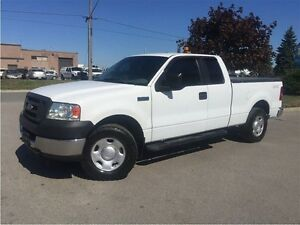 2005 Ford F-150 4X4! ONE OWNER!