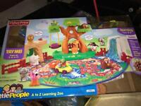 Little people A to Z learning zoo