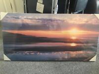 Stunning Sunset Art Canvas must go!!