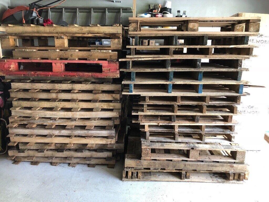 Wood Pallets   in Chislehurst, London   Gumtree