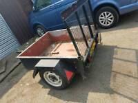 5x5 trailer