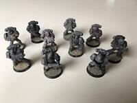 Warhammer 40k Space Marine Tactical Squads