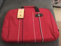 Brand new, still with tags, laptop bag CRUMPLER SLIM BOOY