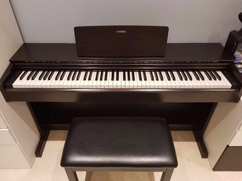 yamaha arius ydp 143 in wokingham berkshire gumtree. Black Bedroom Furniture Sets. Home Design Ideas