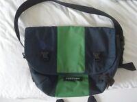 Timbuk2 messenger bag / rucksack classic 15 inch laptop
