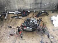 Pulse 125 engine