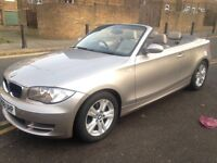 Bmw 1 series convertible for sale £5500 Ono