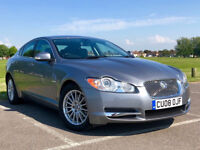 2008 Jaguar XF 2.7 TD Luxury 4dr --- Diesel --- Automatic --- Part Exchange Welcome --- Drives Good