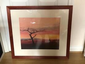 African prints x 2