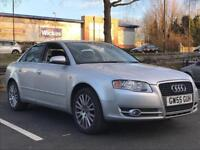 AUDI A4 1.9 TDI 2006 (55 REG)*£2999*12 MONTHS MOT*LOW MILES*F/S/H*PX WELCOME*DELIVERY NATIONWIDE