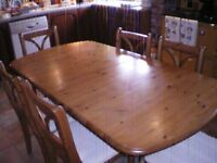 Dining room/ Kitchen table