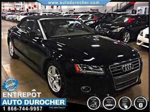 2012 Audi A5 2.0T Premium Plus BLUETOOTH NAVIGATION CUIR AWD