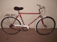"""Classic/Vintage/Retro Puch Elegance 21"""" Commuter/Town Bike (will deliver)"""