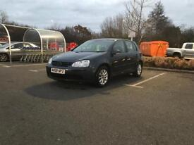 Golf 1.9 tdi match for sale or swap px van