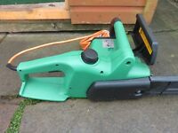 For Sale - Electric Chain saw