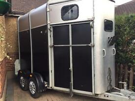 Ifor Williams 505 classic horse trailer