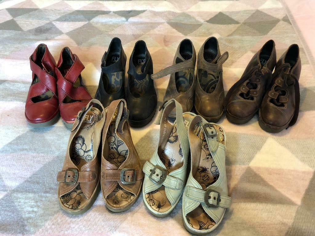 Ladies shoes size 5 Fly London | in Bridge of Don, Aberdeen | Gumtree