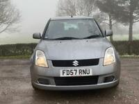 *Stunning Suzuki Swift in Titanium Grey Metallic*