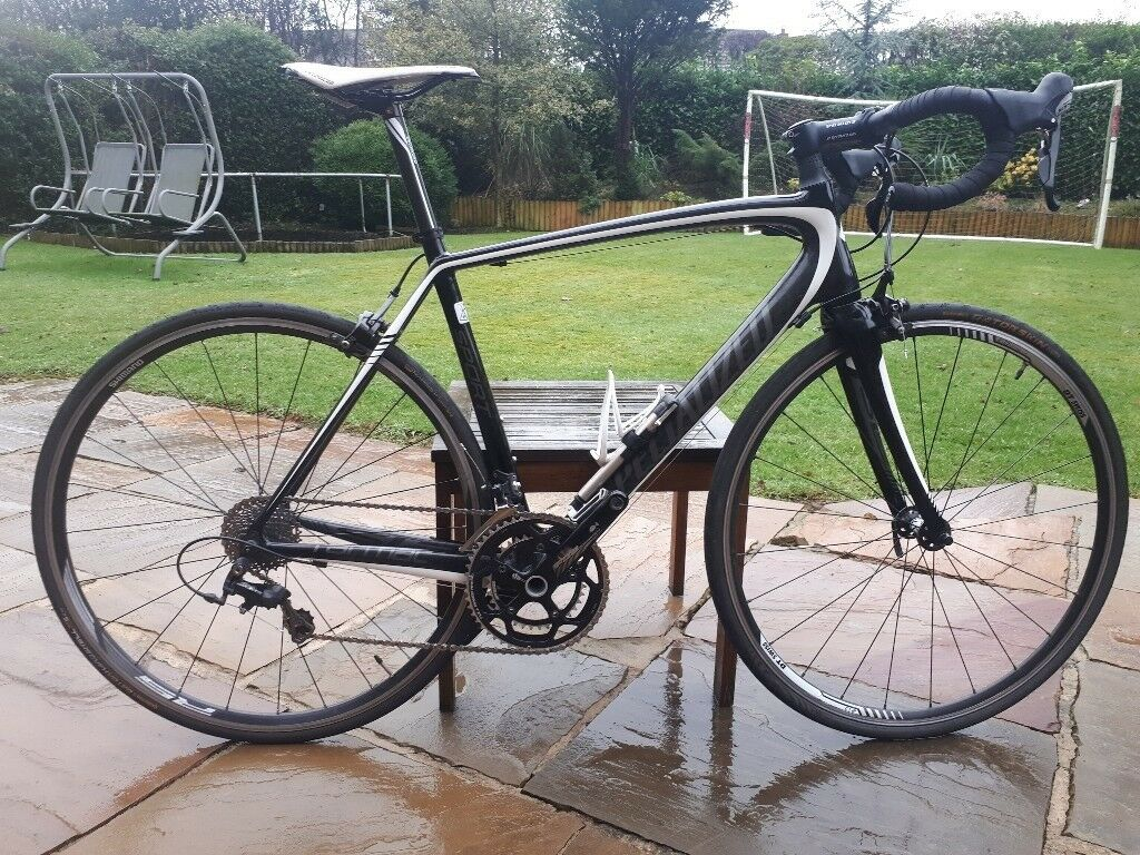 Specialized Tarmac Sport Full Carbon Road Racer Racing Bike Size 56