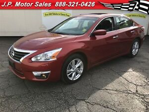 2014 Nissan Altima 2.5 SV, Automatic, Sunroof, Heated Seats,