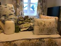 Beautiful NEXT curtains, duvet cover & much much more