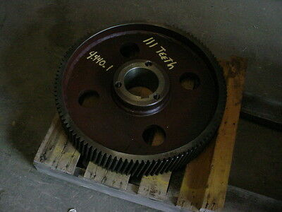 Used Main Gear For Oilwell 336p Or 436p Triplex Plunger Pump