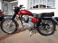 1961 Royal Enfield 250 Crusader Sports