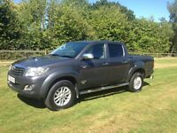 SIMPLY STUNNING D4D TOYOTA INVINSIBLE HILUX PRICE REDUCED