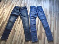Mens jeans riverisland