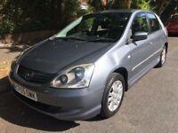 2005 Honda Civic 1.6 SE CDTi Diesel - £350