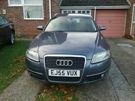 Audi a6 2.7tdi estate