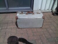 Retro Travel Suitcase / Luggage Carrier - £15 each or £20 for both