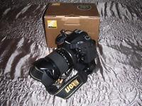 Nikon D7100 and Tamron 16-300mm f/3.5-6.3 Di II VC PZD Macro Lens