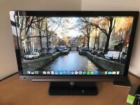 """HP x2301 PC monitor. Full HD 23"""""""